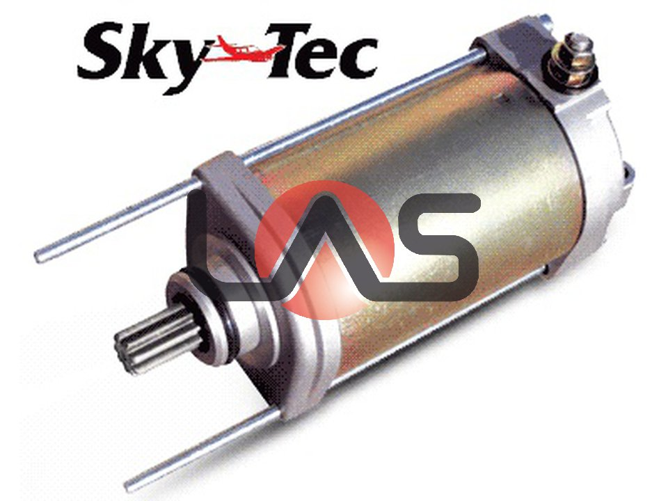 Sky-Tec Rotax Starter LAS Aerospace Ltd
