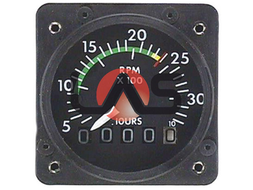 Mitchell Rotax 912 Tachometer LAS Aerospace Ltd