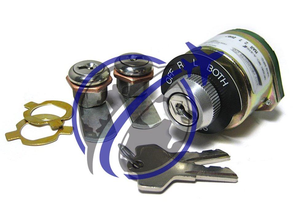 Keyed Ignition & Lock Sets LAS Aerospace Ltd