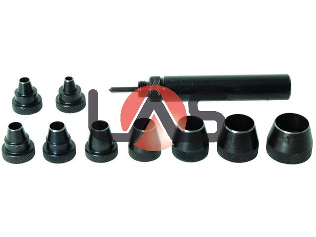 GASKET PUNCH SET 10PC