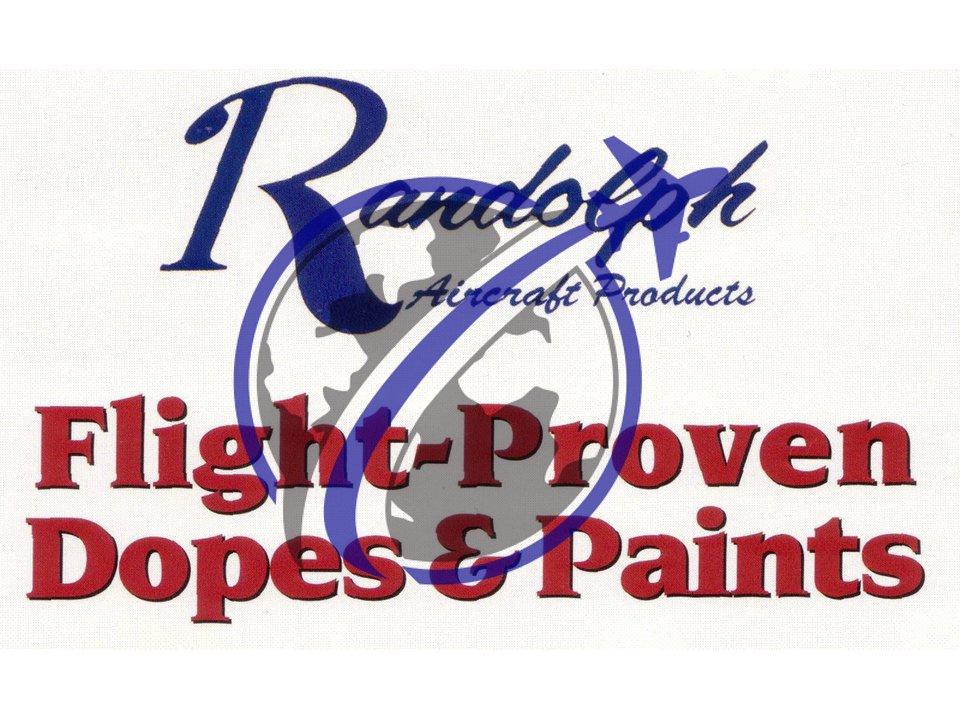 Q Dope Coating Randolph Finish...