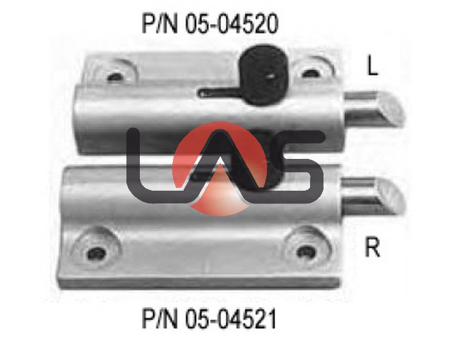 Universal Spring Loaded Latches