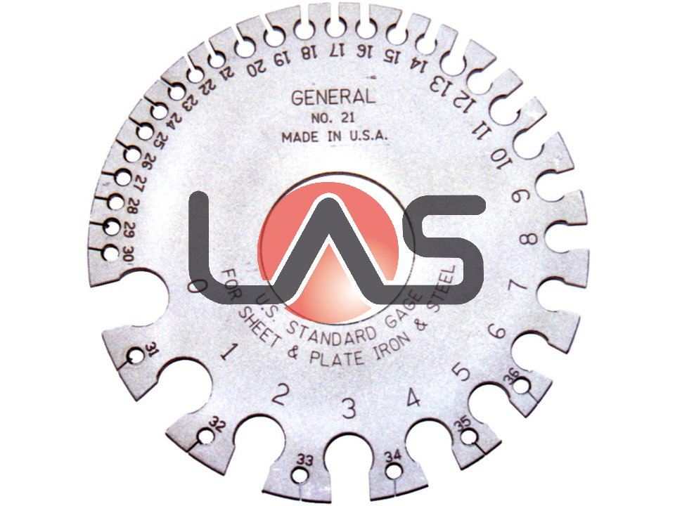 Sheet Metal & Wire Gauges LAS Aerospace Ltd