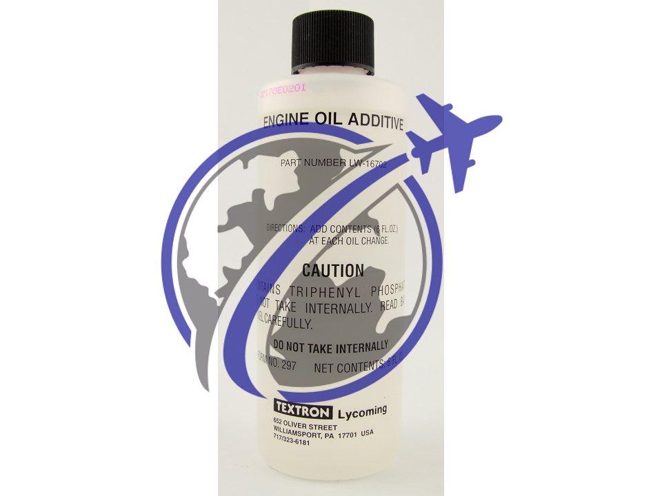 Lycoming Oil Additive LW16702 LAS Aerospace Ltd